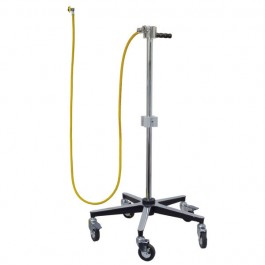 Trolley on castors double SCHRADER Outlet