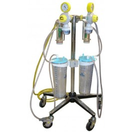 Theatre Suction Unit 2XSCHRADER Outlet