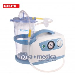Suction Unit CA-MI ASKIR 20 FLOVAC®  Disposable Liner System