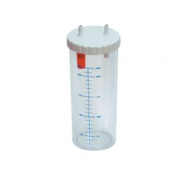 Medical Vacuum Autoclavable Collection Jar 2L