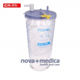 FLOVAC® Collection Jar with disposable liner (2L)