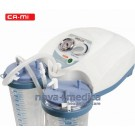 Suction Unit CA-MI ASKIR C30 FLOVAC®  & FOOT SWITCH